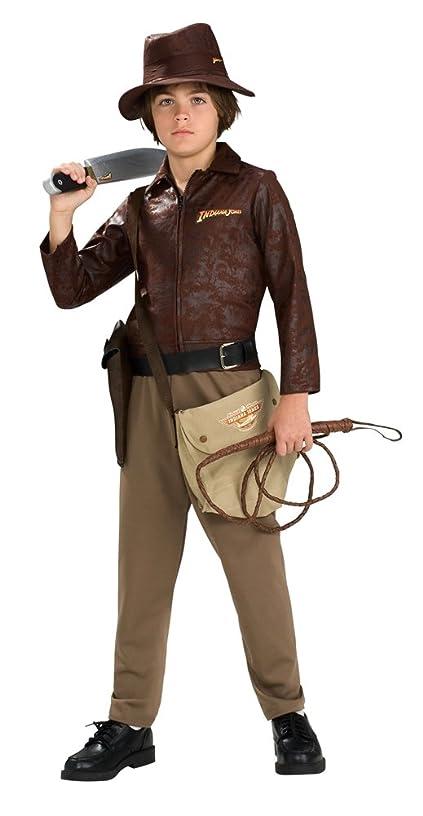 SALES4YA Kids-costume Indiana Jones Deluxe Tween Halloween Costume - Most Teens