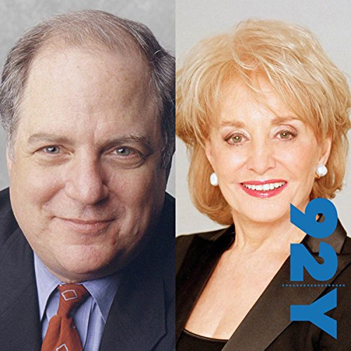 Frank Rich interviewed by Barbara Walters at the 92nd Street Y audiobook cover art