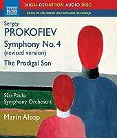 Serge Prokofiev Symphonie n°4 (version révisée)