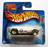 Hot Wheels Cunningham Coche bronce 1:64