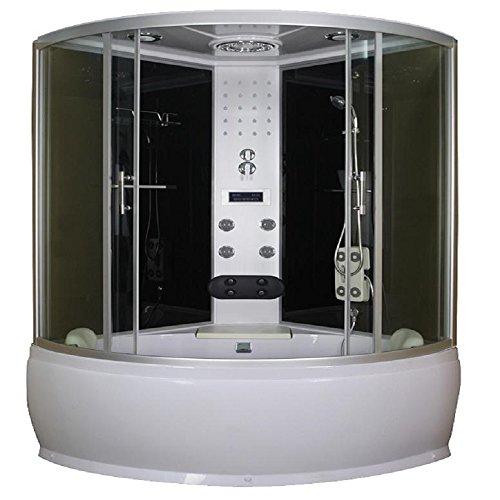 Cabina combinata doccia vapore ed idromassaggio Cuba