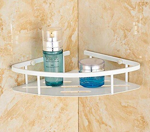 FAFZ Rack de salle de bain de style européen, panier triangle double crochet, cadre de cosmétiques (couleur : # 2)