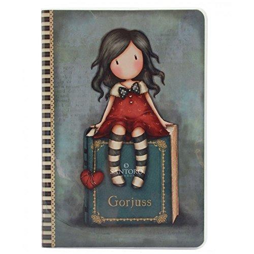 Gorjuss By Santoro 3628729031 - Cuaderno gorjuss a5 mi historia