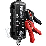 Car Battery Charger Automotive Portable, TOPDON TORNADO1200 6V 12V Trickle Charger 1.2 Amp Smart Battery Charger & Maintainer Desulfator Fully Automatic for Car Truck Motorcycle ATV SUV Marine Boat