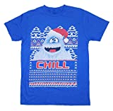 Men's Bumble The Abominable Snow Monster Rudolph The Red Nosed Reindeer Tee (Medium)