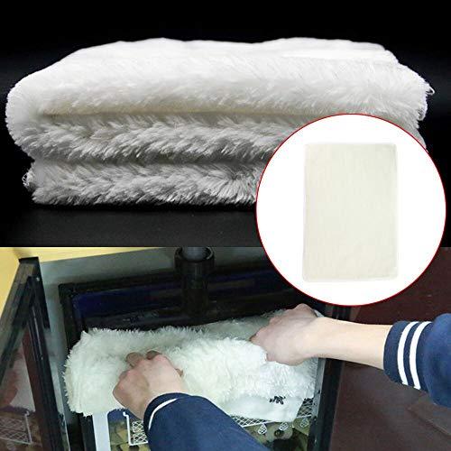 Berrose Aquarium Filterschwamm Zauberteppich filtern Marine Sump Fühlte Sich vor trockener Trennung Filter Socke Decke