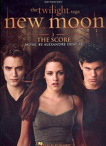 TWILIGHT 2 - Biss zur Mittagsstunde (New Moon) the score für easy piano mit Bleistift -- Die beliebtesten Melodien aus dem Film für Klavier leicht arrangiert (Noten/sheet music)