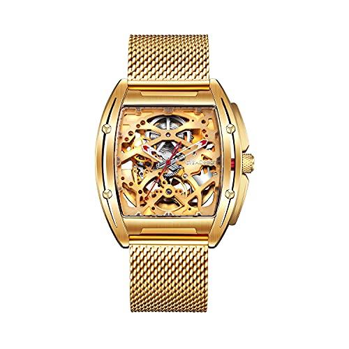 CIGA Design Watch Gold