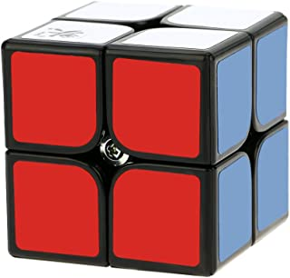 Dayan Zhanchi 2 * 2 Magic Cube Speed Cubo Anti-POP Structure 6 Color Solid Eco-friendly Plastics Cube Puzzle Black Ground ...