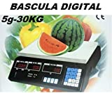 bascula fruta ticket