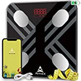 ActiveX (Australia) Savvy Plus - Rechargeable Digital Body Composition Body Fat Scale