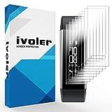 iVoler [8 Pack] Pellicola Protettiva per Huawei Band 2 PRO, Wet Applied Protezione Schermo [Bubble-Free-Riutilizzabile] HD Clear Film in TPU