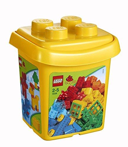 LEGO Duplo Steine & Co. 5538 - Bausteineeimer
