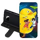 Case for LG G5 , Spirited Away Anime Manga Comic PU Leather Stand Wallet Folio Flip w/ID Credit Card Slot + Thewart8 Stylus Pen (7)