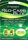 Medpodium Neo-Carb BlocSupplements, 24 Count