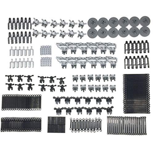 Fujinfeng Technik Teile für Lego, Stoßdämpfer Rack Anschluss Bremse Disc Teile usw. Technic Teile Einzelteile