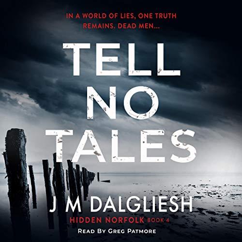 Page de couverture de Tell No Tales