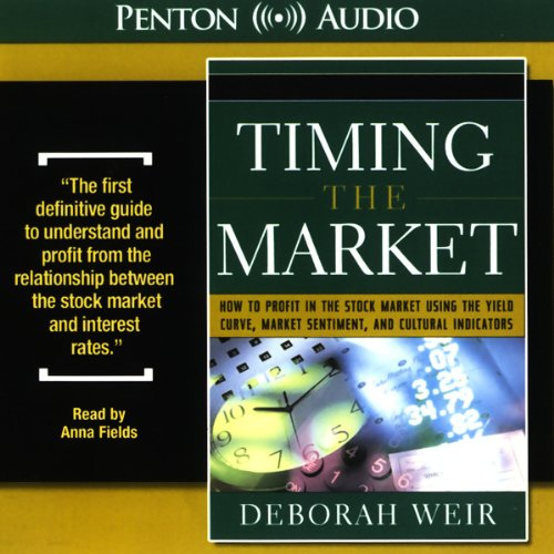 Timing the Market audiobook cover art
