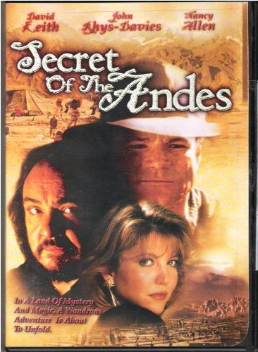 Secret of the Andes -  DVD, Rated PG, Alejandro Azzano