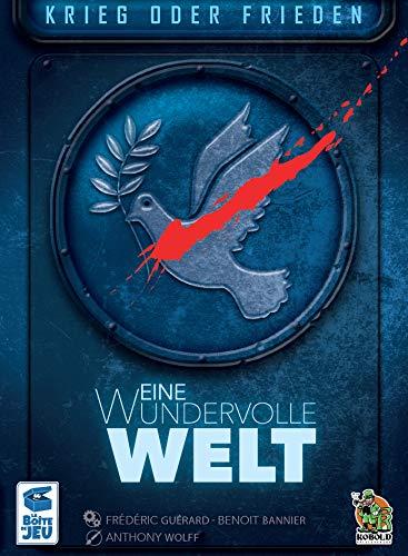 Kobold Spieleverlag Eine wundervolle Welt - Krieg oder Frieden Erweiterung Brettspiel deutsch