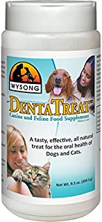 Wysong DentaTreat Canine/Feline Food Supplement