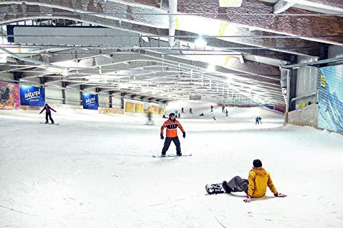 Jochen Schweizer Geschenkgutschein: Skifahren in der Skihalle Bottrop für 2