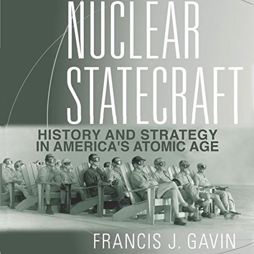 Nuclear Statecraft audiobook cover art