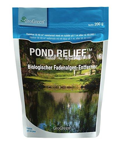 grogreen Pond Relief, Sachet de 200 g