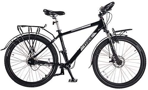 Fantastic Prices! IMBM 26 7 Speed, No-Chain Touring Bike, Travel Mountain Bike, Disc Brake, Butterf...