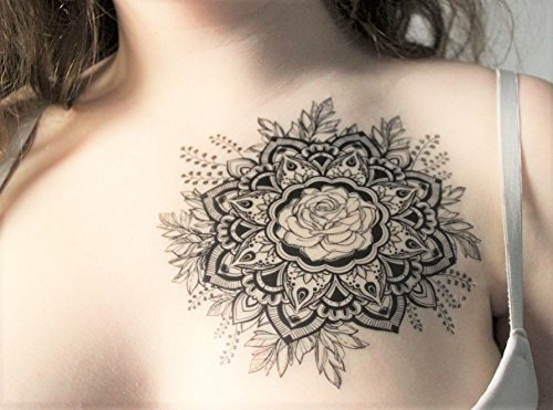 Laserdrucker Tattoo Transferfolien 5 A4