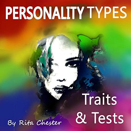 Personality Types: Personality Traits and Personality Tests cover art