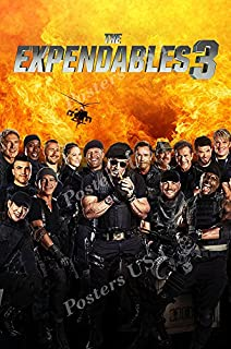 Best the expendables 3 movie poster Reviews