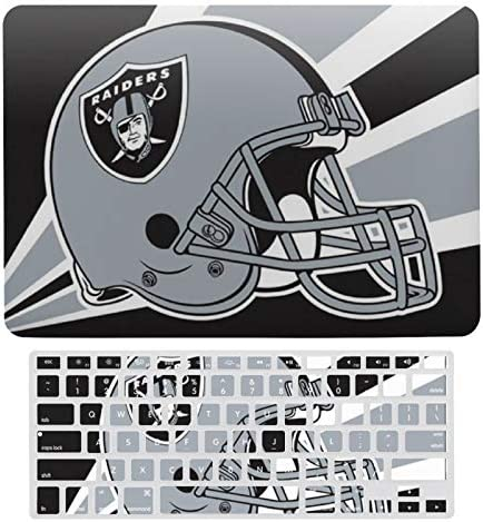 G III Sports Oakland Raiders New 2020 MacBook air 13 air 13 Case Laptop Hard case and Keyboard product image