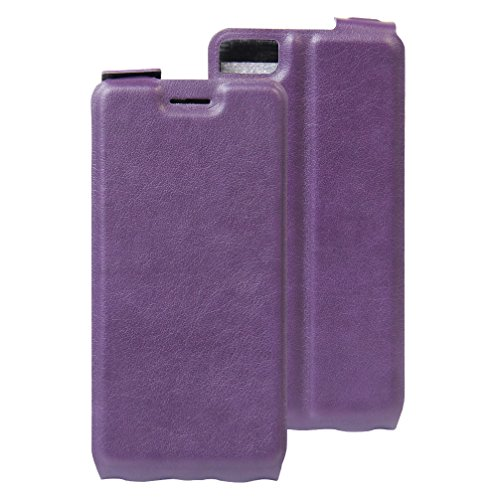 Tasche für BQ Aquaris A4.5 Hülle, Manyip PU Ledertasche Flip Cover Wallet Hülle Handyhülle mit Stand Function Credit Card Slots Bookstyle Purse Design