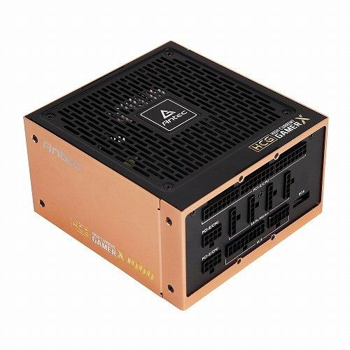 【HCG1000 EXTREME】80PLUS GOLD認証取得 高効率ハイエンド電源ユニット
