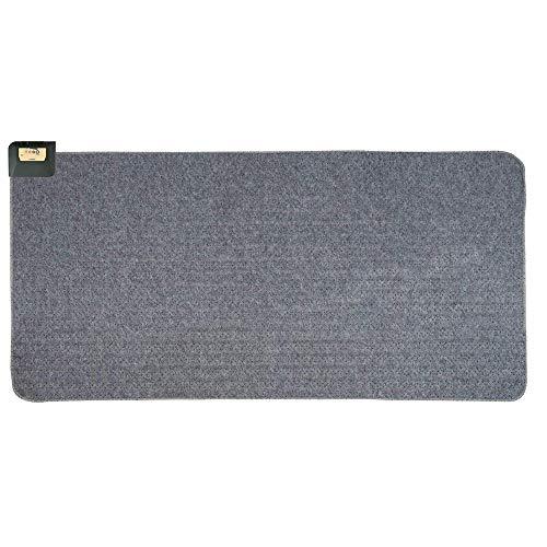 ライフジョイ日本製ホットカーペット1畳グレー88cm×176cmコンパクト収納JPU101H