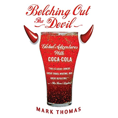 Belching Out the Devil audiobook cover art
