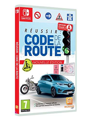 Reussir : Code de la Route Nouvelle Edition (Nintendo Switch)