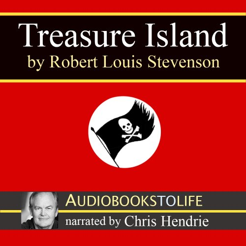 Treasure Island Audiobook By Robert Louis Stevenson cover art