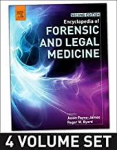 Best encyclopedia of forensic and legal medicine Reviews