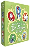 Who's Who in the Dr. Seuss Crew Boxed Set: The Cat in the Hat; How the Grinch Stole Christmas!; Yertle the Turtle and other Stories; Horton Hears a Who!; The Lorax (Classic Seuss)