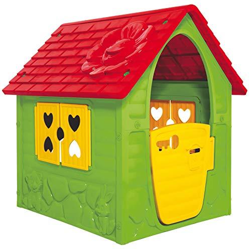 Dohany Spielhaus grün rot...