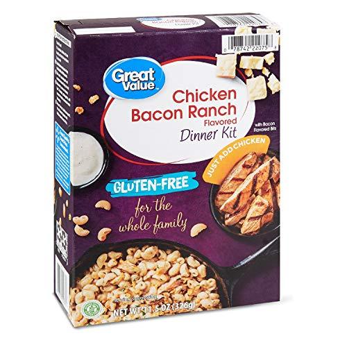 Great Value Gluten-Free Chicken Bacon Ranch Dinner Kit, 11.5 oz