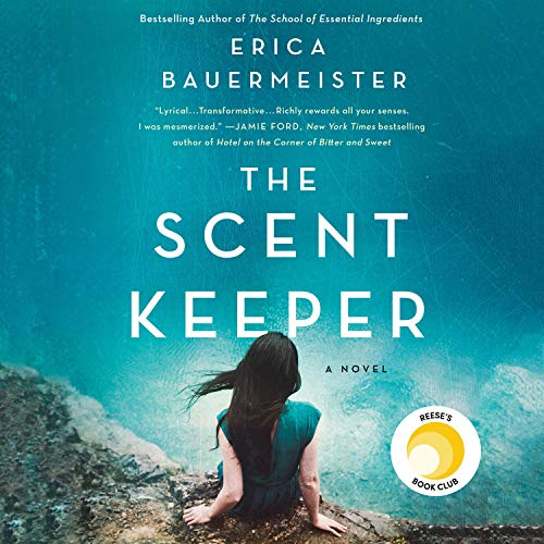 The Scent Keeper cover art