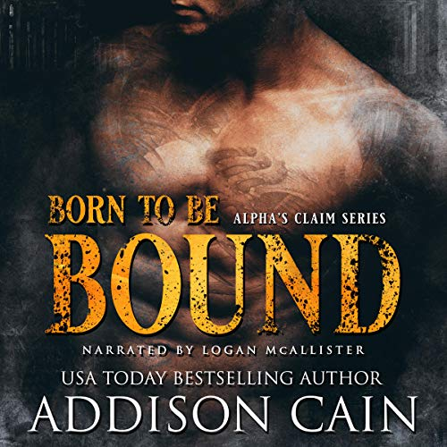 Born to be Bound audiobook cover art