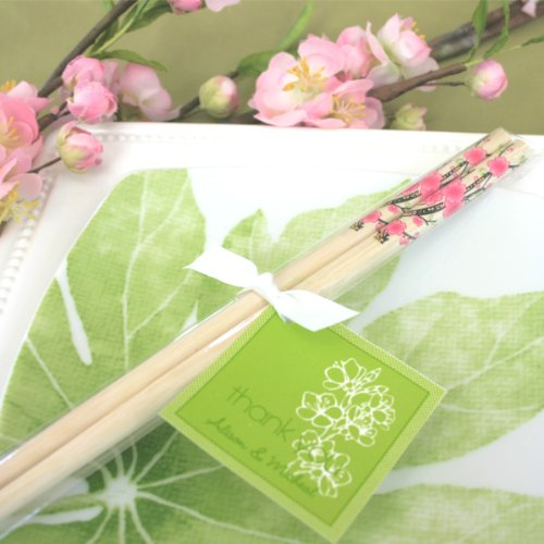 Cherry Blossom Chopsticks - Set of 2 Chopsticks