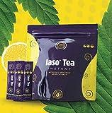 Total Life - IASO Instant Detox Tea (Lemon) 25 sachets/ 1 New Unopened Pouch - Change Your Life/Lemon Flavor