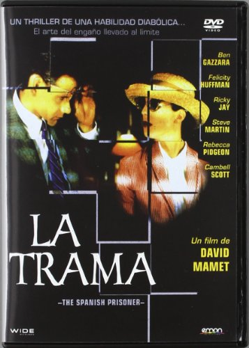 La Trama [DVD]