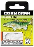 Cormoran PROFILINE Zanderhaken Nickel Gr. 1 0,23mm
