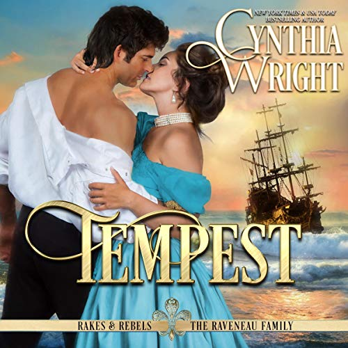 Tempest Audiobook By Cynthia Wright cover art